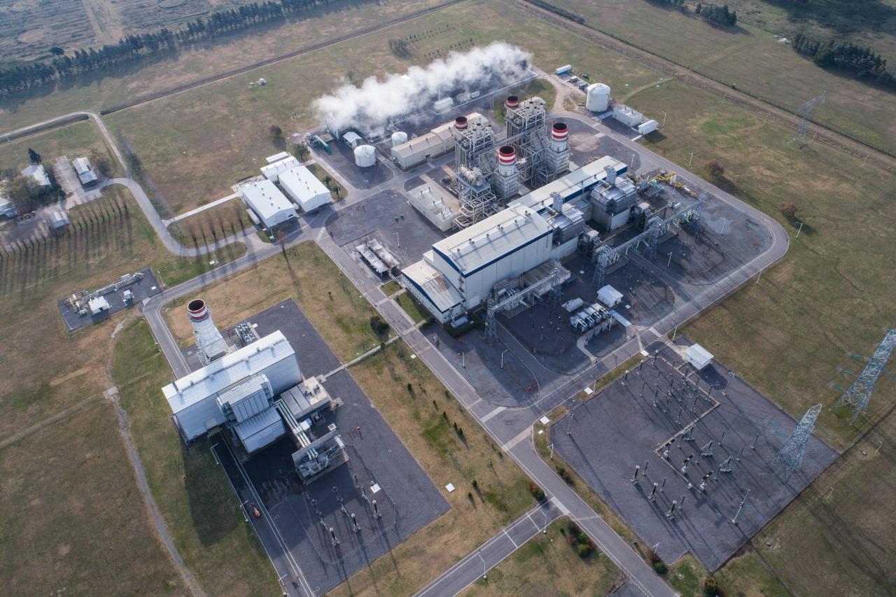 Pampa Energía-Central Termoeléctrica Genelba - Marcelo Mindlin