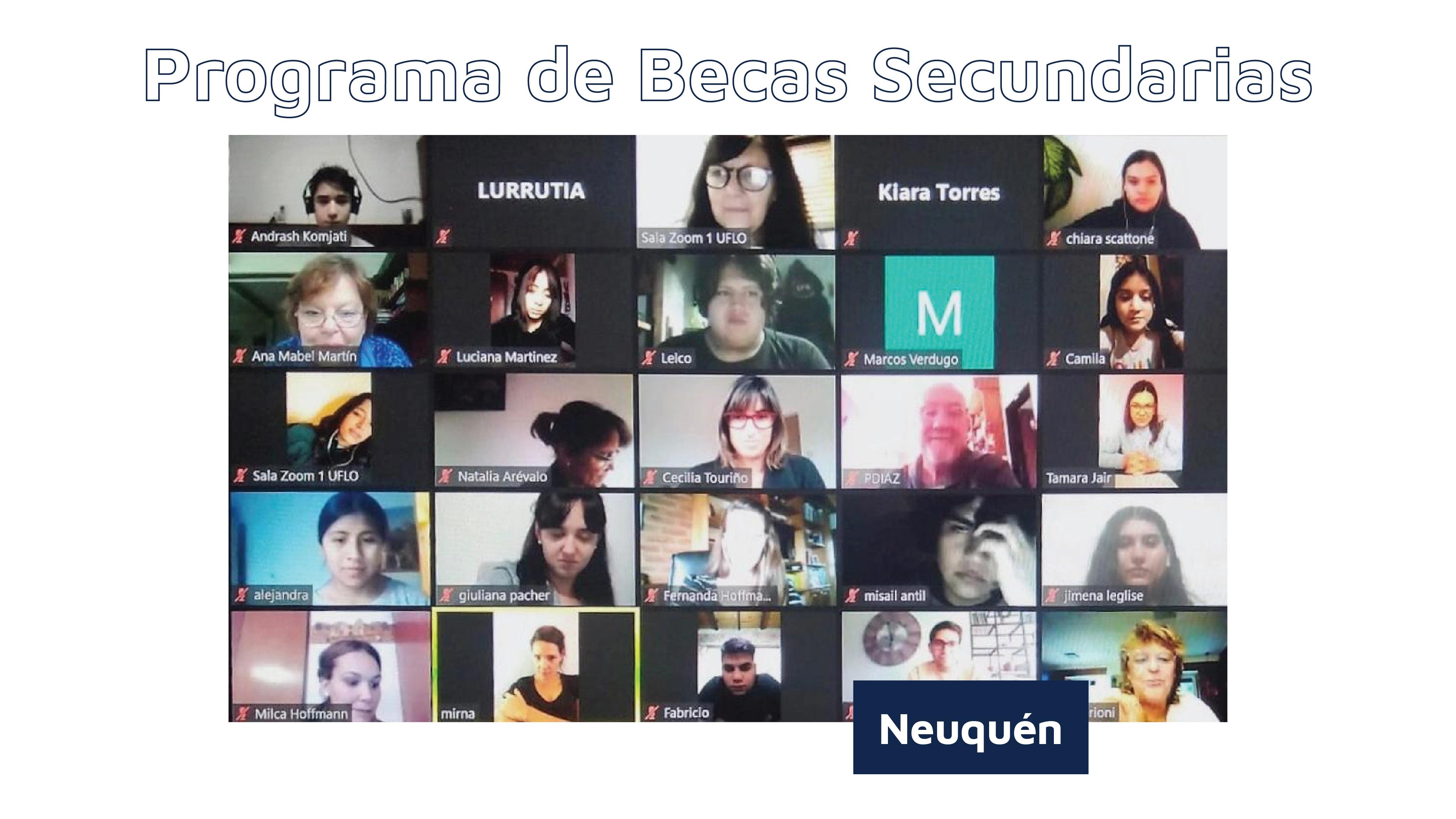 Marcelo-Mindlin-Fundación-Pampa-Energía-becas-secundarias-Neuquén